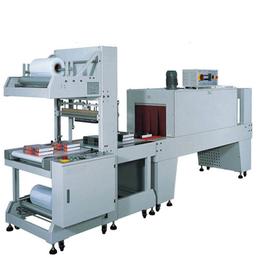 信宜PE膜包装机高要电热式热收缩机四会封切套膜机