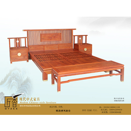 日照信百泉有限公司-年年红匠香新中式家具出售