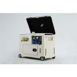 小型7000瓦柴油发电机价格