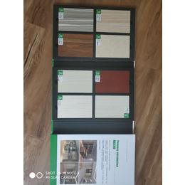 实木模压晶钢吸塑门板色卡样本