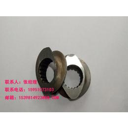 南京科尔特6542料43机53机68机双螺杆积木式捏合块厂家
