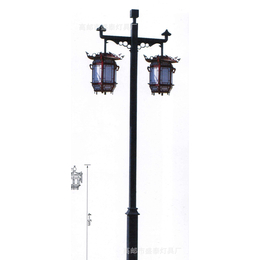 生产定制中式欧式现代化庭院灯 公园小区别墅装饰照明