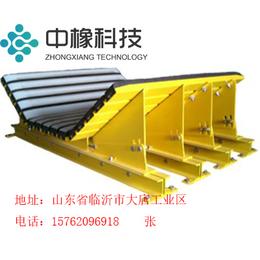 厂家直销带式运输机缓冲床 高分子皮带缓冲床U型缓冲床可定制