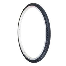 24X183耐动彩色TPE材料自行车实心不怕扎刺免充气轮胎