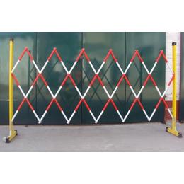 玻璃钢安全伸缩围栏金河厂家直销长期供应