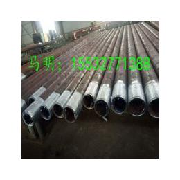 优质钢花管注浆管管棚管超前小导管选购河北渠成钢管