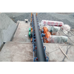 矿用皮带输送机安装使用 矿用皮带输送机厂家 嵩阳煤机