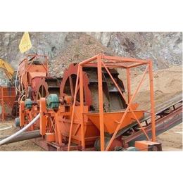 洗石机价格水洗轮生产厂家青州生产商