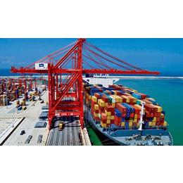 广州海运物流公司门到门海运订舱缩略图