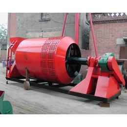 巩义鑫龙滚筒洗石机 大型水洗石子生产线搅拌站