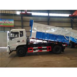 运输含水污泥15吨-装载15吨污泥自卸车价格