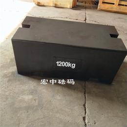 检衡车配重砝码 计量1000kg标准砝码