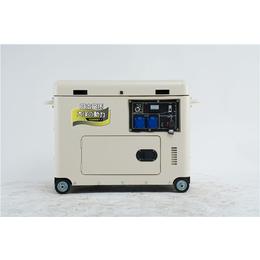 便携式3千瓦静音柴油发电机