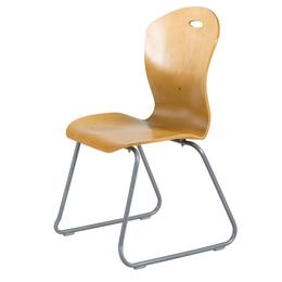 廠家 職員椅 曲木椅 鋼木椅 快餐桌椅QY1002