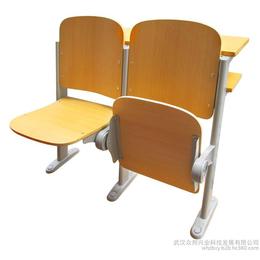 武漢校用家具生產廠家直供固定排椅 學生課桌椅 階梯教室課桌椅GK1205