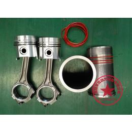 潍坊4100发动机缸套 曲轴 活塞 活塞环全套价格