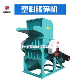 节能降耗的塑料粉碎机展腾管材塑料破碎机设备更具优势