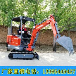 果园绿化微小型挖掘机 农用果园挖掘机翻土挖坑小型挖掘机