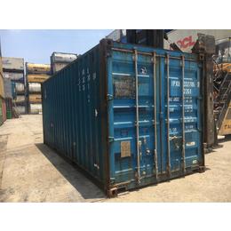 二手集装箱价格旧集装箱买卖