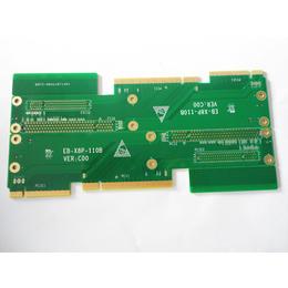 中雷pcb 4层板 抄板打样 阻抗板 工控板 电源板