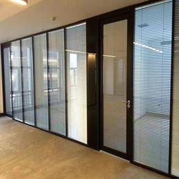 公司辦公室玻璃隔斷  效果圖