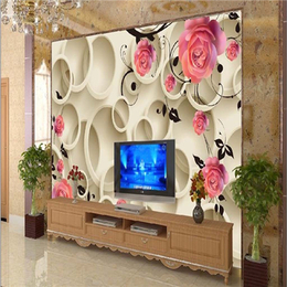 爱立新 各种风格3D背景墙
