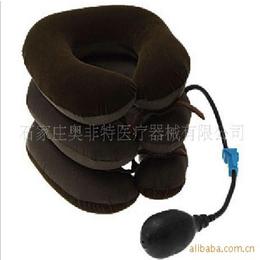 奥非特批发舒适颈椎牵引器_颈部固定器厂家直销半绒颈椎牵引器