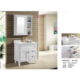 天使白model系列浴室柜