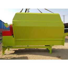山东隆博生产厂家-牵引式trmTMR饲料搅拌机
