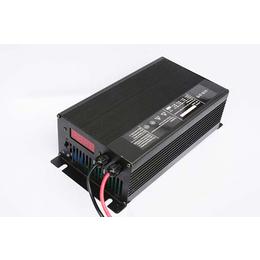 湖北充电器亚博国际版24V40A铅酸电池电动叉车洗地机充电器