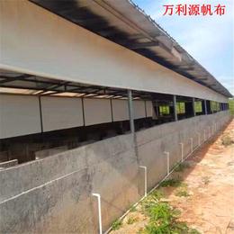 牛场卷帘布生产厂家 养殖羊场卷帘布价格 温氏猪场卷帘布型号缩略图