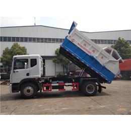 容积8方污泥运输车多少钱一辆图片参数价格