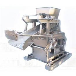玻璃加料机-山东鲁冠机械-斜毯式玻璃加料机