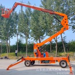 20米折臂升降机 升降平台 升降车 登高车 举升机