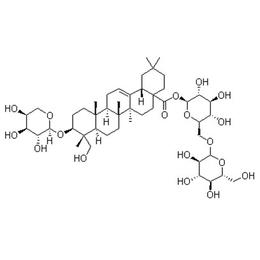 39524-08-8 木通皂苷D 川续断皂苷VI 对照品