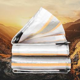 加厚户外防水布防雨防晒篷布汽货车遮阳隔热塑料防雨布