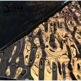 福建201不锈钢冲压板不锈钢水波纹板装饰设计