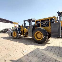江岸窄体928矿井铲车适合各种矿洞宽度