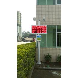 江西本地升級版揚塵噪聲在線監測系統