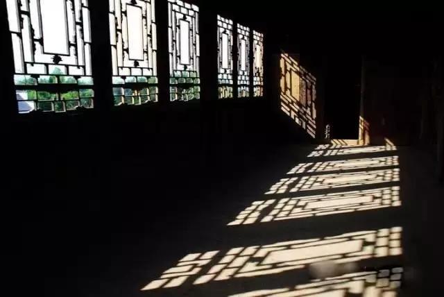 看看古代门窗和现代门窗有什么不一样