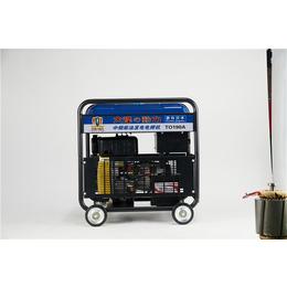 体积小的190A柴油发电电焊机