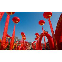 中山黄圃开业庆典策划 舞醒狮队 舞台音响 花篮拱门