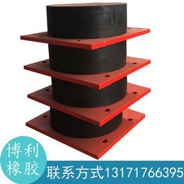 桥梁盆式橡胶支座 GPZ JPZ 高阻尼 HDR橡胶支座价格