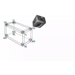 标准集装箱配件 活动房角件 集装箱角件价格