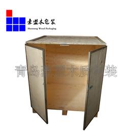 黄岛出口免熏蒸木箱免熏蒸胶合板定做大小特价直销