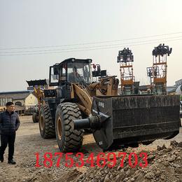 铲车安装搅拌铲斗搅拌运输一体机装载机改搅拌斗价格