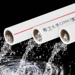家用自来水管材  ppr热熔管