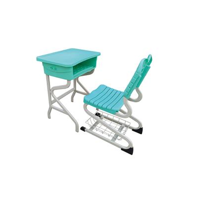 中小学R型固定课桌椅