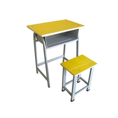 中小学广式弯管固定课桌凳