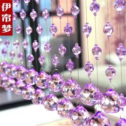 水晶珠帘-阳台水晶珠帘-晶鹏水晶(推荐商家)缩略图